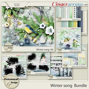 Winter song Bundle