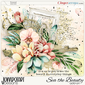 SEA the Beauty {Add-On}