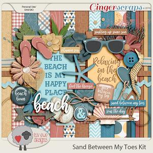 Sand Between My Toes Kit by Luv Ewe Designs