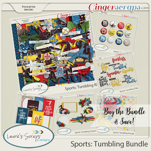 Sports: Tumbling Bundle