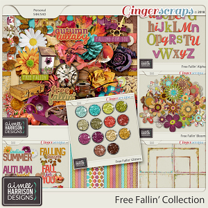 Free Fallin' Collection by Aimee Harrison