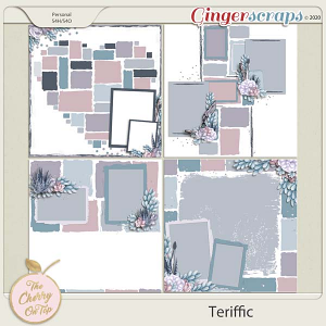 The Cherry On Top:  Terrific Templates
