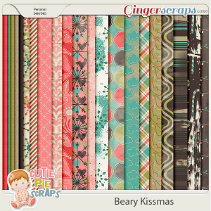 Beary Kissmas Papers