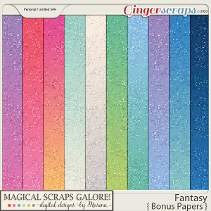 Fantasy (bonus papers)