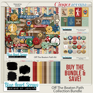 Off The Beaten Path Collection Bundle