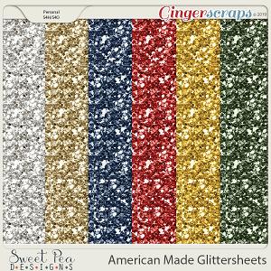 American Made Glittersheets