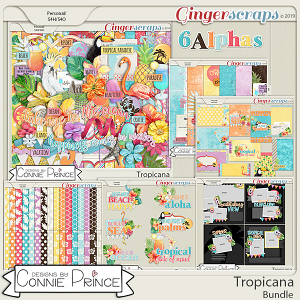 Tropicana - Bundle by Connie Prince