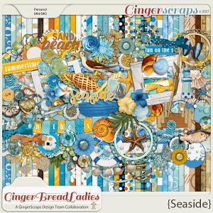 GingerBread Ladies Collab: Seaside