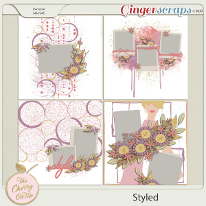 The Cherry On Top:  Styled Templates