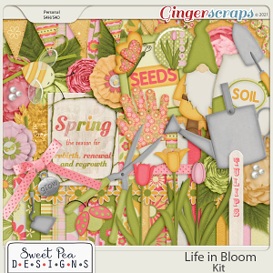 Life in Bloom Kit