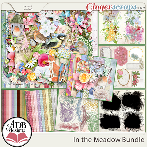 In the Meadow Bundle by ADB Designs