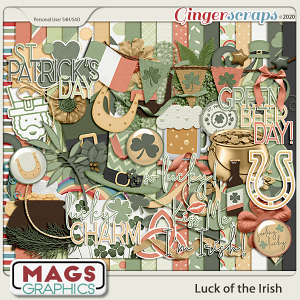 Luck of the Irish KIT by Magsgraphics