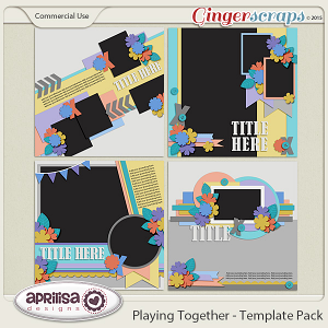 Playing Together - Templates