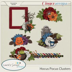 Hocus Pocus Clusters