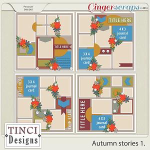 Autumn stories 1.