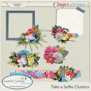 Take A Selfie Clusters