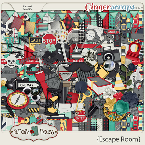 Escape Room Kit by Scraps N Pieces