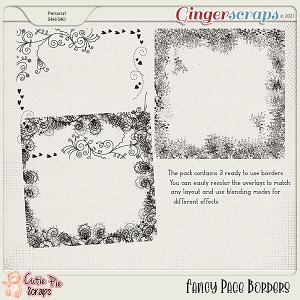 Fancy Page Borders 03