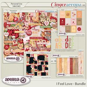 I Feel Love - Bundle by Aprilisa Designs