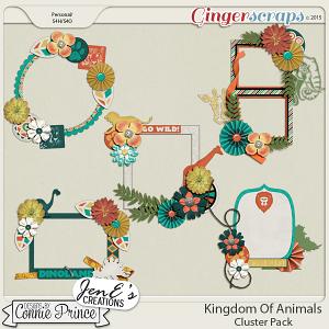 Kingdom Of Animals - Cluster Pack