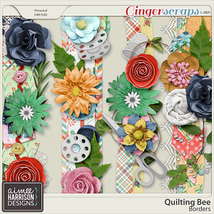 Quilting Bee Borders by Aimee Harrison