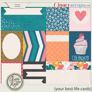 Your Best Life Cards by Chere Kaye Designs