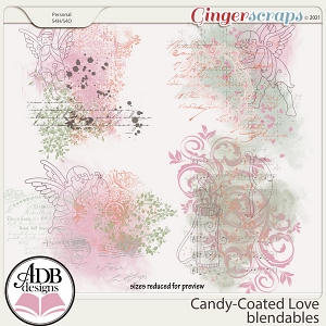 Candy-Coated Love Blendables by ADB Designs