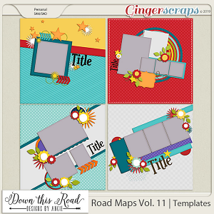 Road Maps | Vol. 11