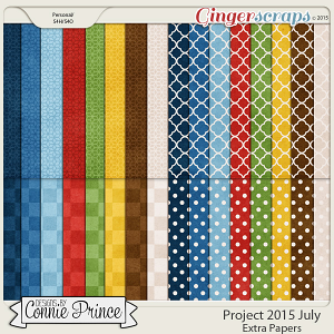Project 2015 July - Extra Papers