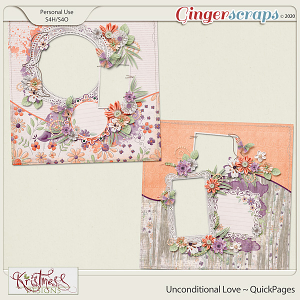 Unconditional Love QuickPages