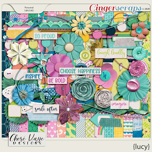 Lucy by Chere Kaye Designs