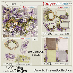 Dare To Dream: The Collection by LDragDesigns