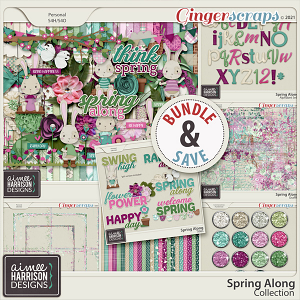 Spring Along Collection by Aimee Harrison
