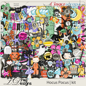 Hocus Pocus by LDrag Designs
