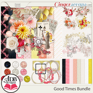 Good Times Bundle by ADB Designs
