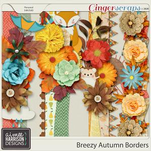Breezy Autumn Borders by Aimee Harrison