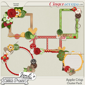 Apple Crisp - Cluster Pack