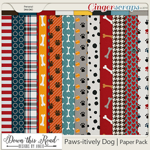 Paws-itively Dog | Paper Pack