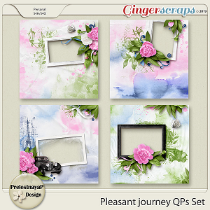 Pleasant journey QPs Set