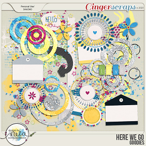 Here We Go -  Goodies - by Neia Scraps