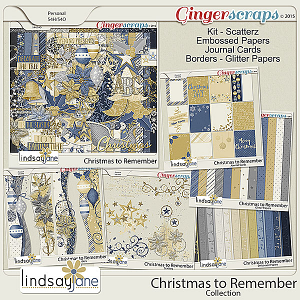 Christmas To Remember Collection by Lindsay Jane