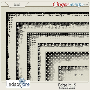 Edge It 15 by Lindsay Jane