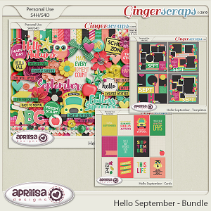 Hello September - Bundle