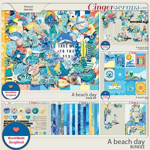A beach day - bundle