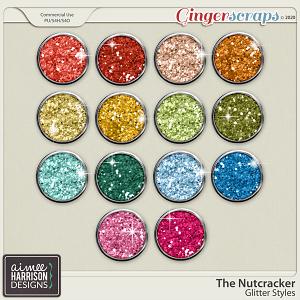 The Nutcracker Glitters by Aimee Harrison