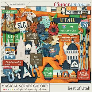 Best of Utah (page kit)