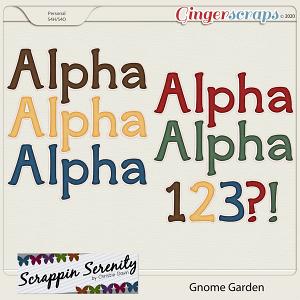 Gnome Garden Alpha