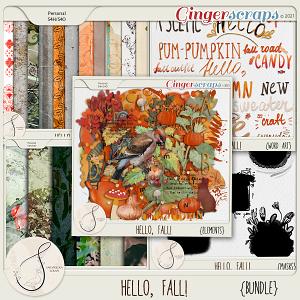 Hello, Fall! Bundle