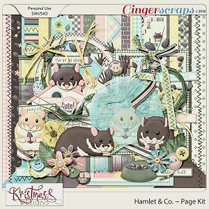 Hamlet & Co. Page Kit