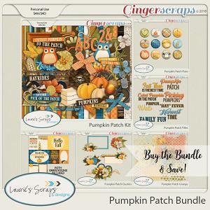 Pumpkin Patch Bundle